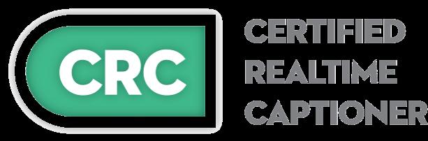 Certified Realtime Captioner